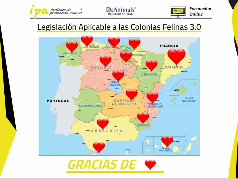 Mapa alumnos colonias felinas 3.0